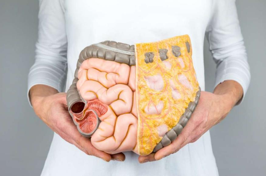 Гази в кишечнику