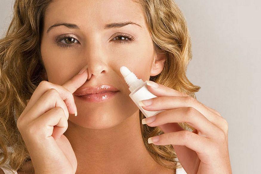 Сухість у носі і скоринки що робити: причини