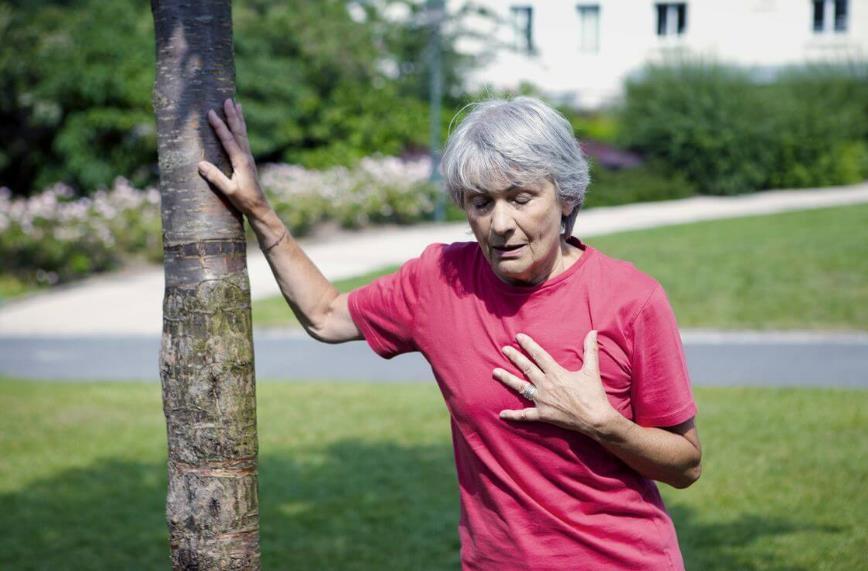 Що робити, якщо з'являється задишка і важко дихати