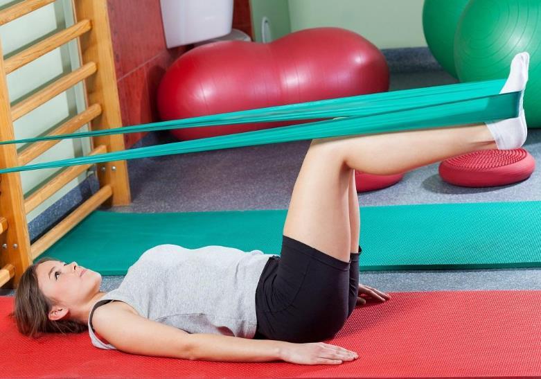 Атрофія м'язів ніг - вправи