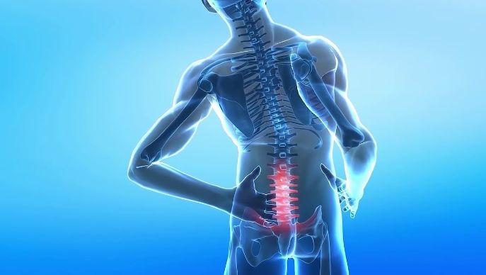 Лікувальна фізкультура при переломі хребта