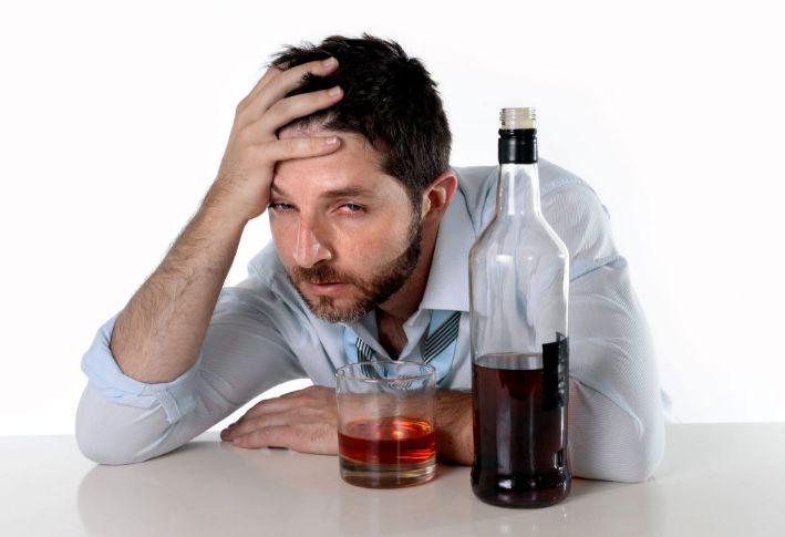 Алкогольна депресія