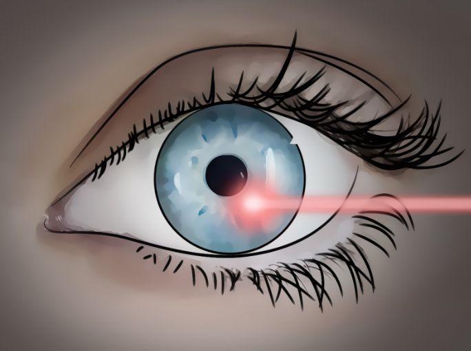 Як усунути помутніння в оці