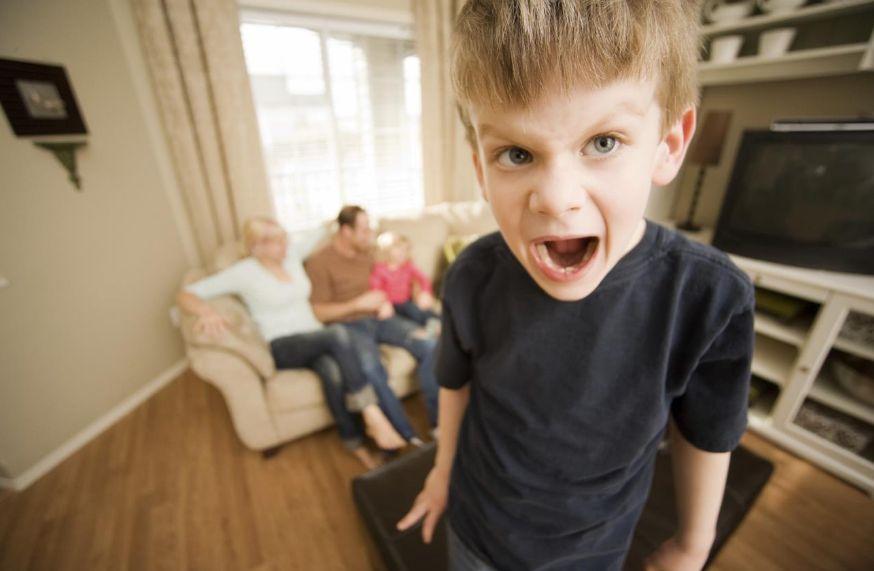Агресивна поведінка дітей