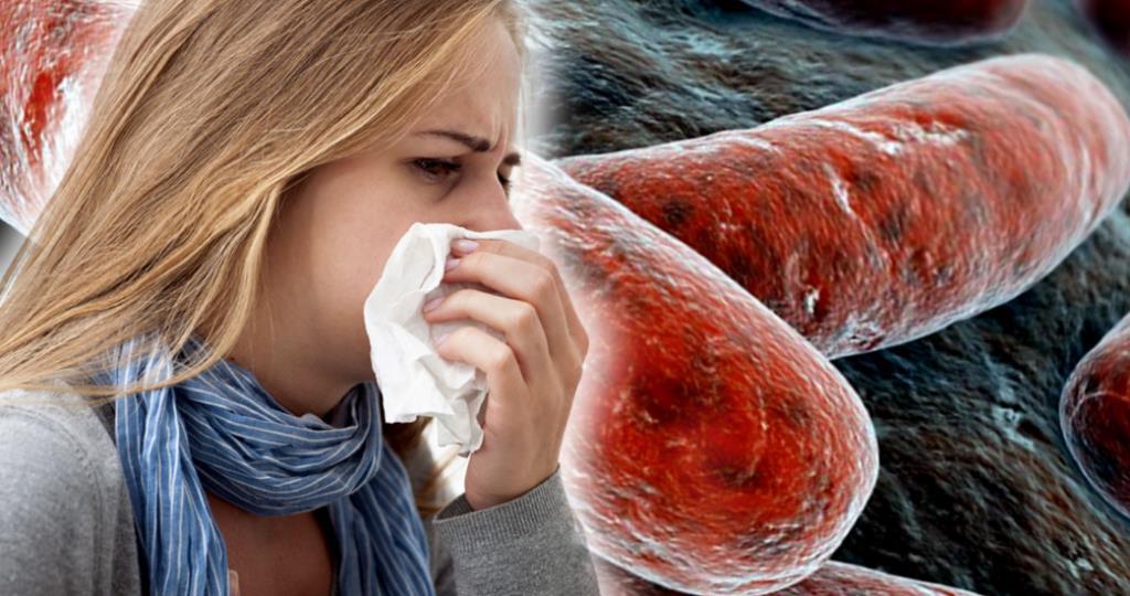 Симптоми туберкульозу