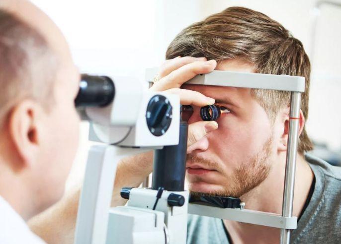 Діагностування сліпоти