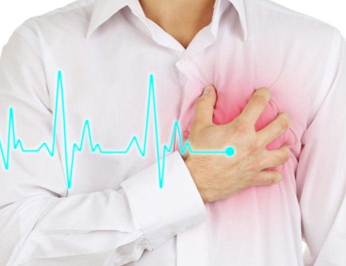 Стенокардія - причини, симптоми