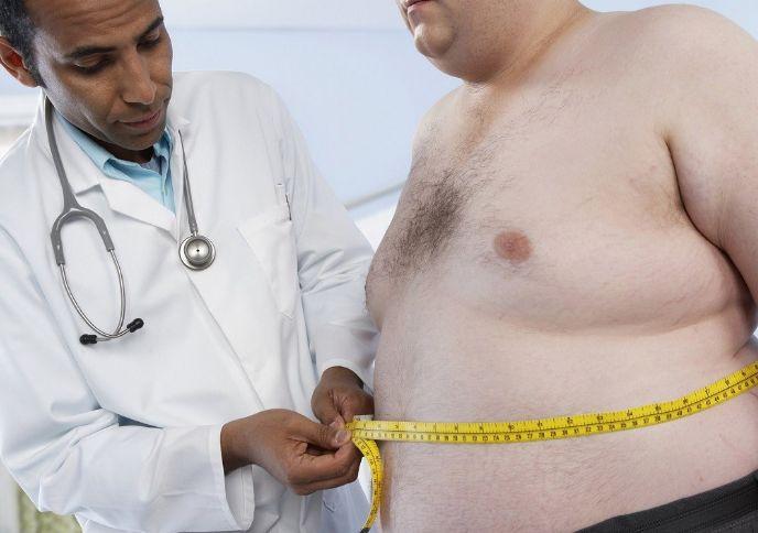Ожиріння за жіночим типом у чоловіків