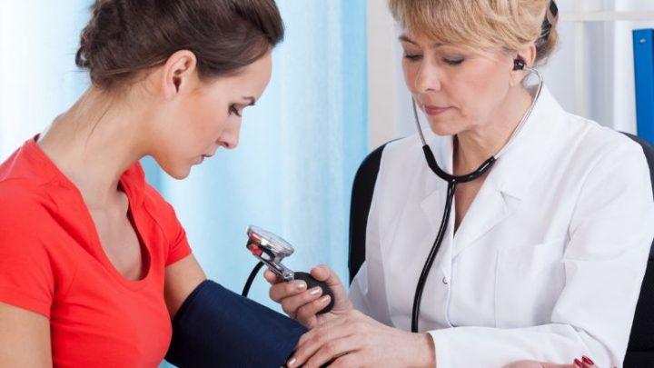 Причини, симптоми і стадії гіпертонії