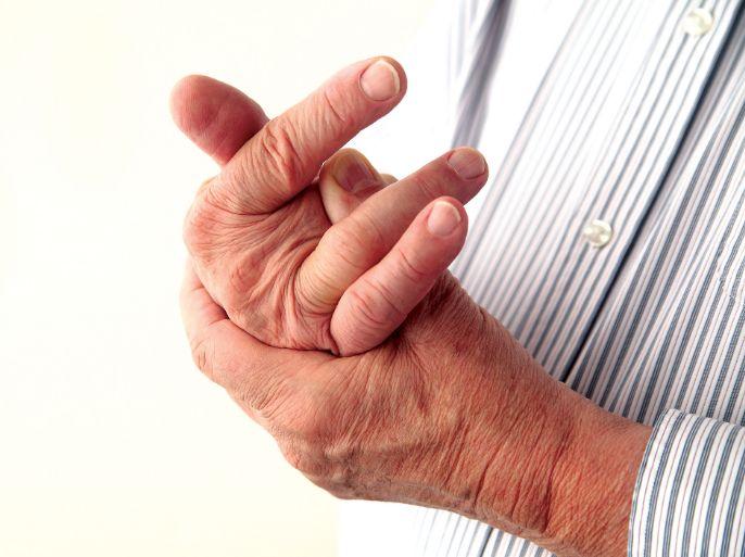 Поліартрит пальців рук