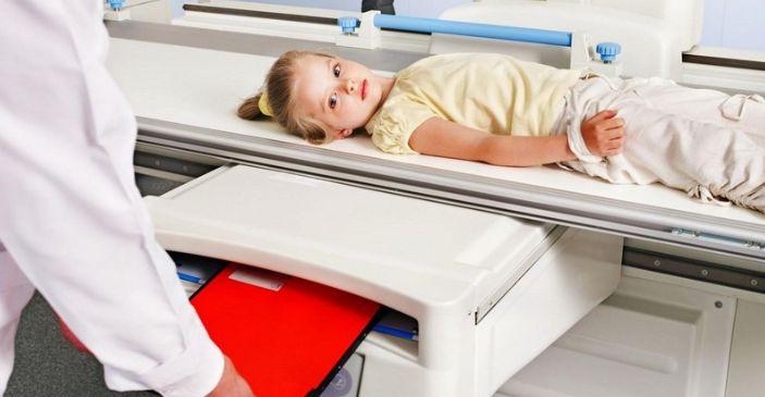 Компресійний перелом хребта у дитини