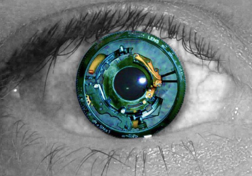 Лінзи для корекції зору при ахроматопсії
