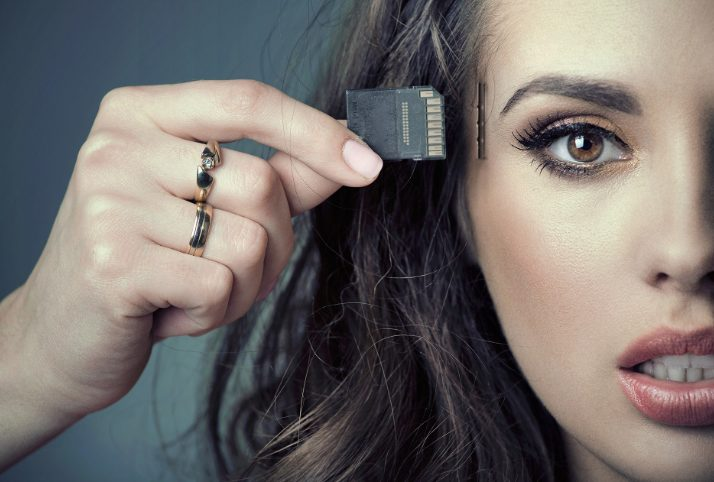 Втрата пам'яті - причини і лікування