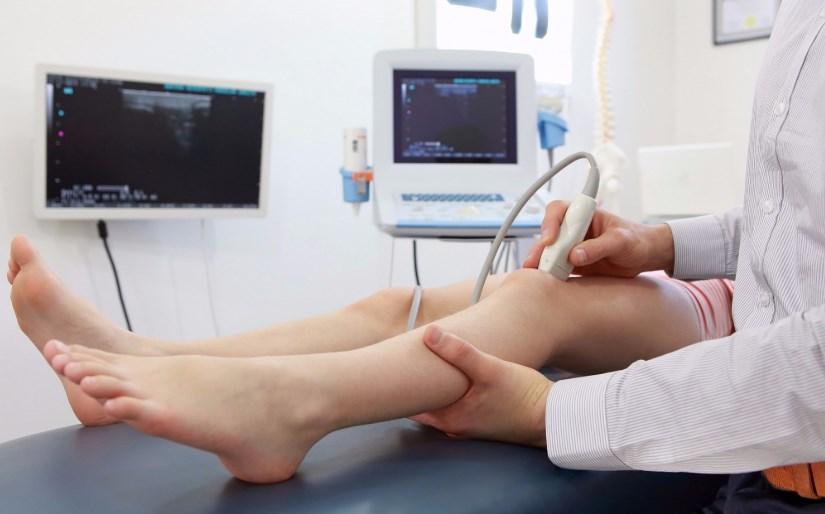 УЗД колінного суглоба