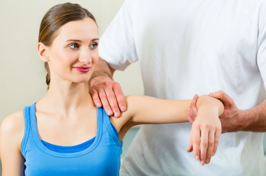 Діагностика артрозу плечового суглоба