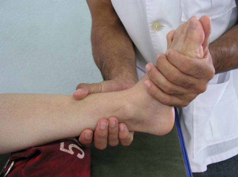Облітеруючий атеросклероз нижніх кінцівок