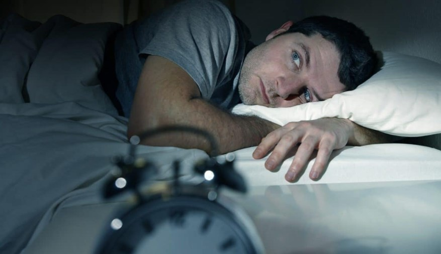 Допоможіть: безсоння
