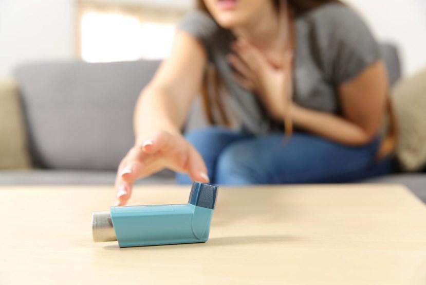 Приступ бронхіальної астми: перша допомога