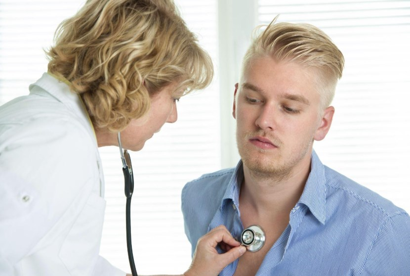 Гострий бронхіт -Хвороба дихальної системи