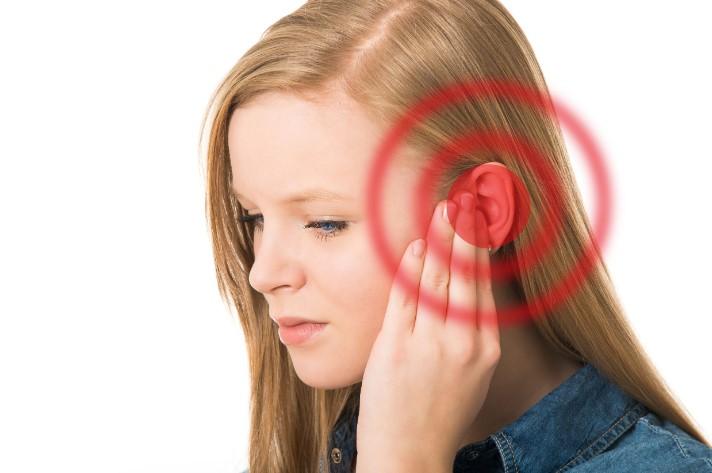 Фурункул вуха