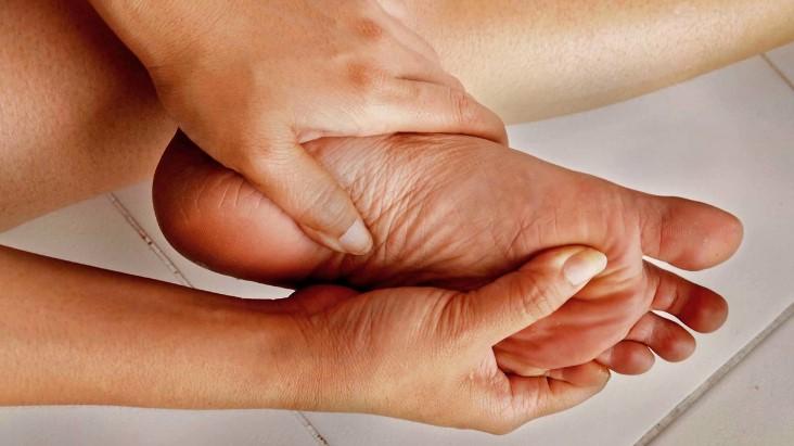 Як лікувати артрит стопи