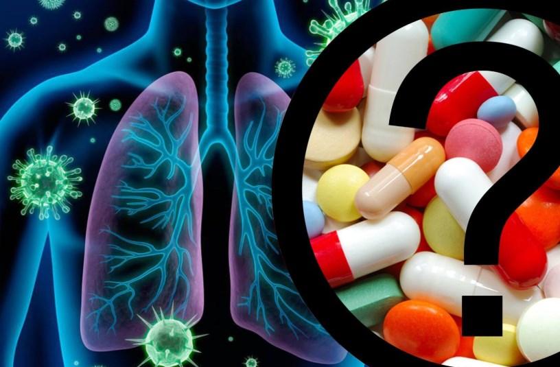 Антибіотики при бронхіті у дорослих і дітей