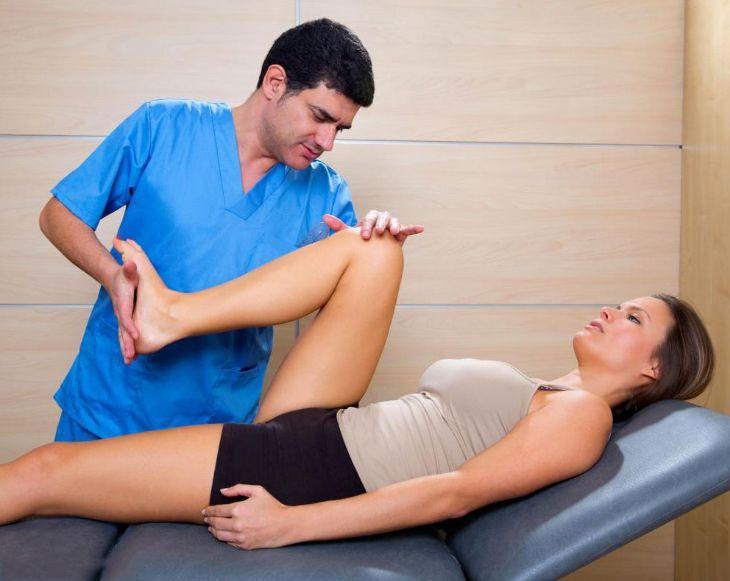 Контрактура колінного суглоба