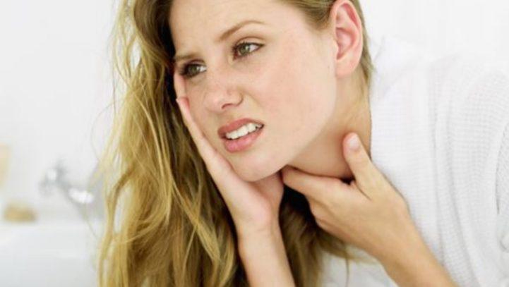 Як відрізнити ангіну від інших захворювань горла?