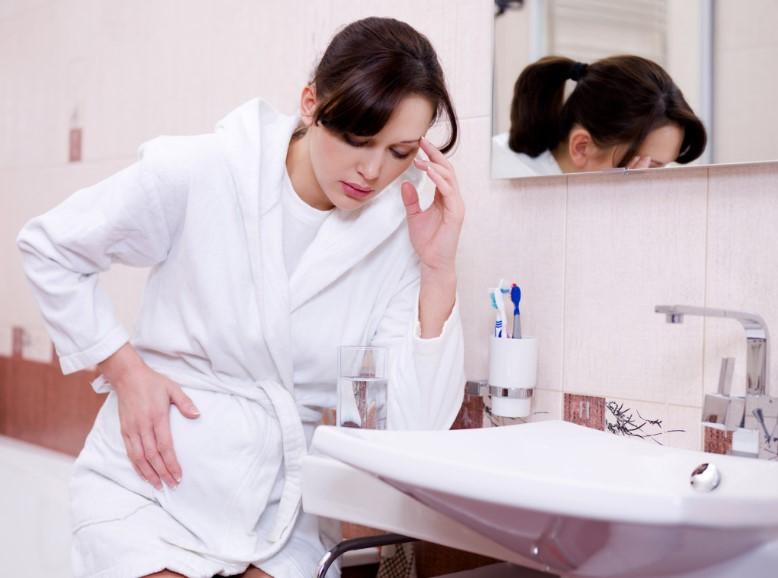 Апендицит при вагітності: симптоми