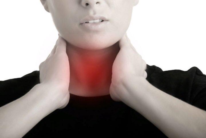 Лікування гортанної ангіни