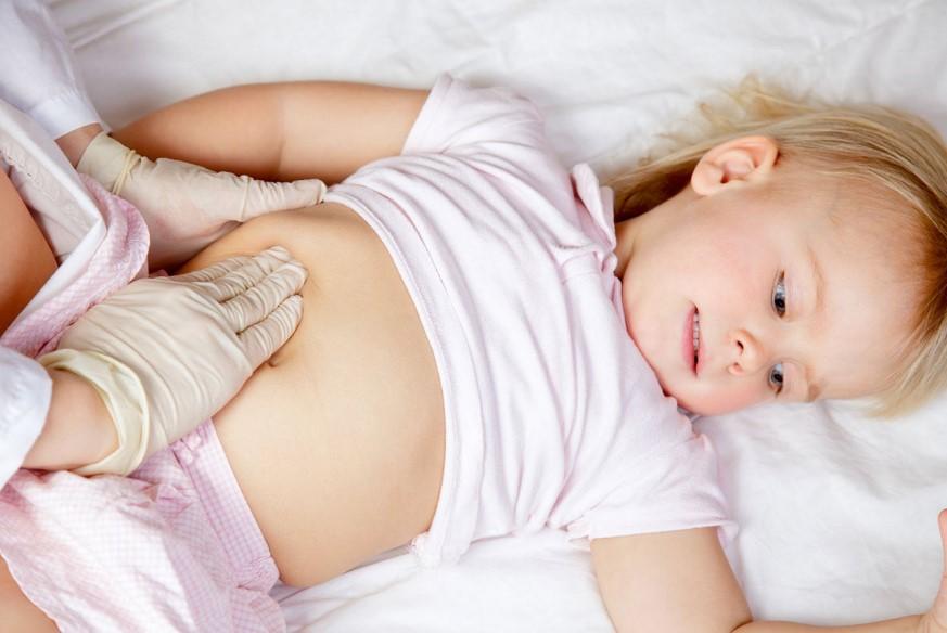 Апендицит у дітей: його діагностика