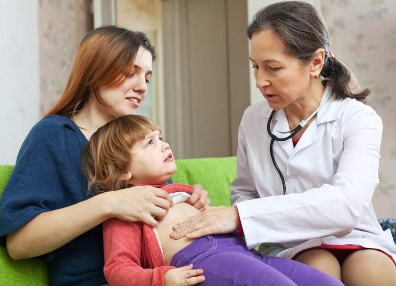 Як визначити апендицит у дитини?