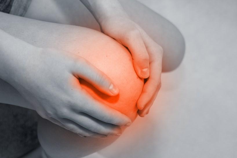 Сильно болять коліна