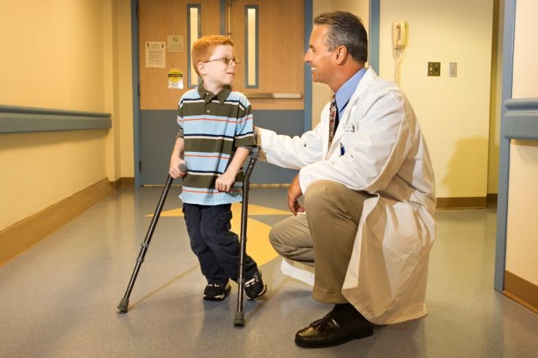 Діагностика та лікування дітей з хворобою Пертеса