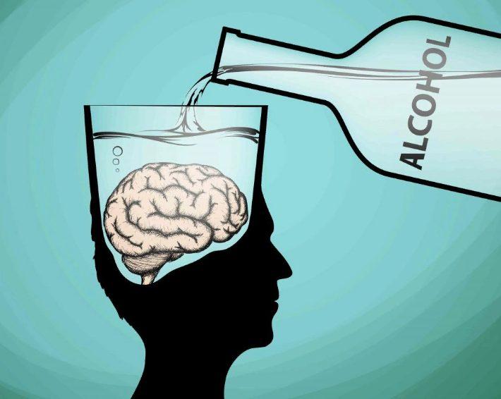 Алкогольная энцефалопатия: симптоми