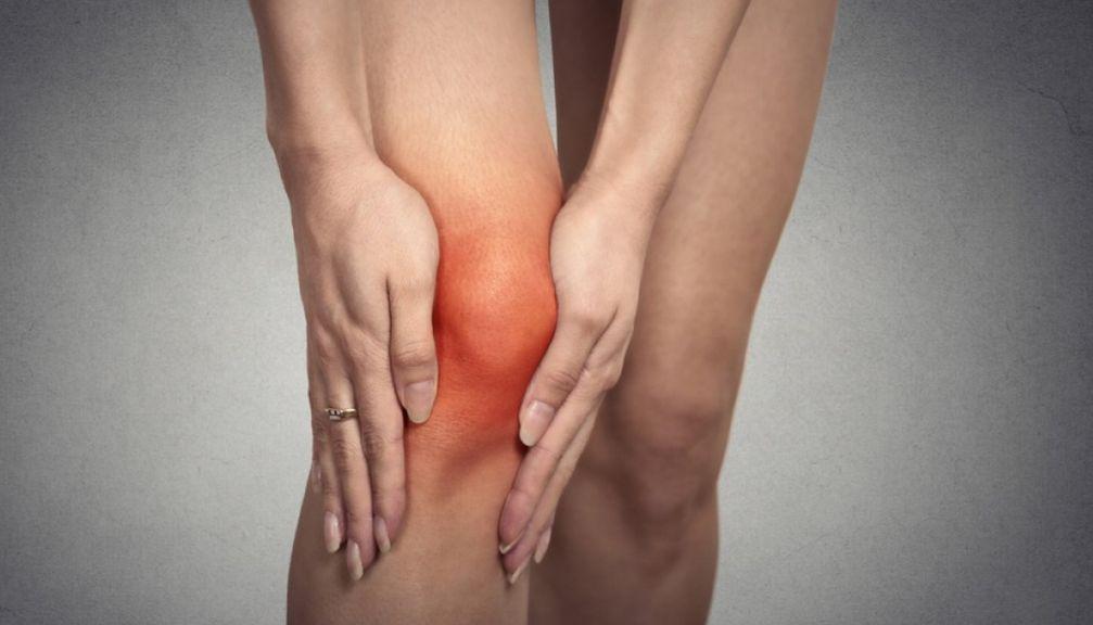Аномалії розвитку колінного суглоба