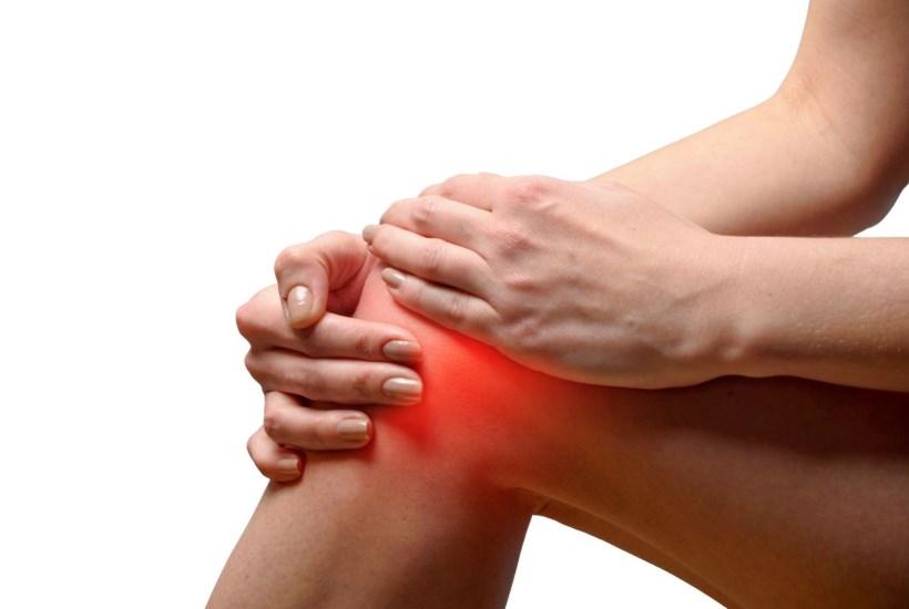 Бурсит колінного суглоба