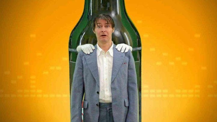 Алкогольна енцефалопатія - усвідомлене вбивство мозку