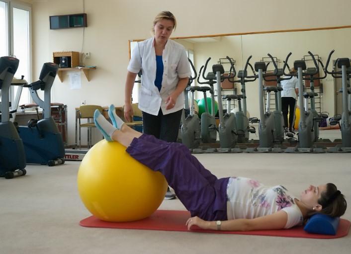 Гімнастика пілатес для вагітних