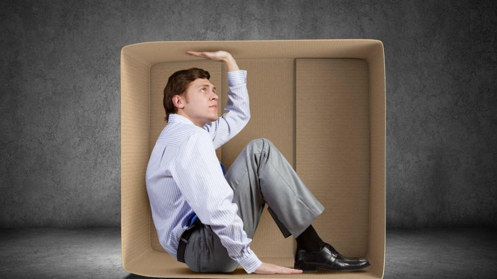 Агорафобія: причини та симптоми