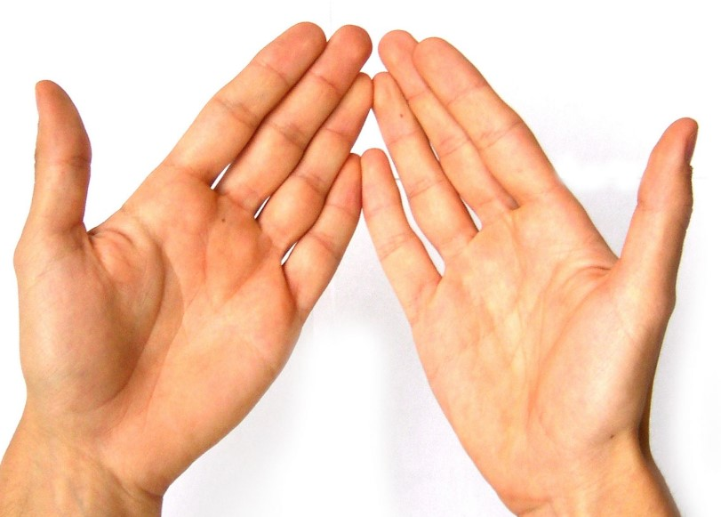 Лікування пітливості рук