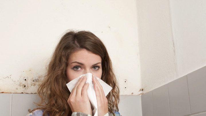 Захворювання, викликані пліснявою