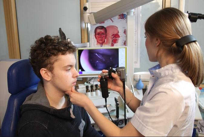 Протипоказання ендоскопії носу