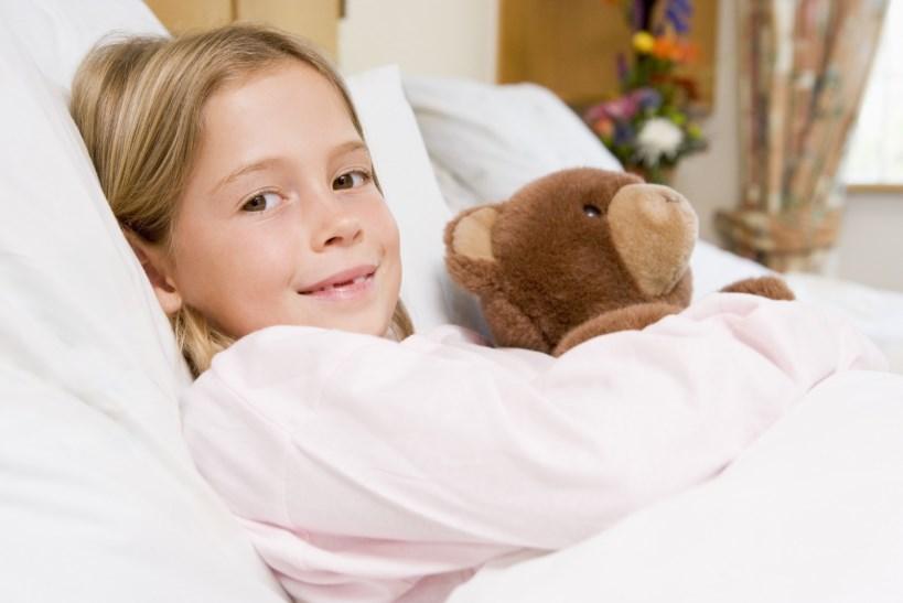 Скронева епілепсія у дітей
