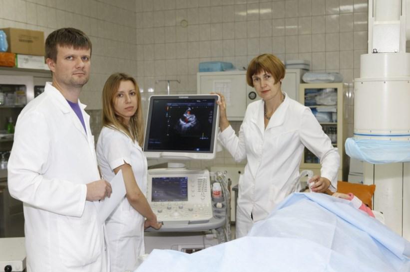 Вроджені вади серця та їх лікування
