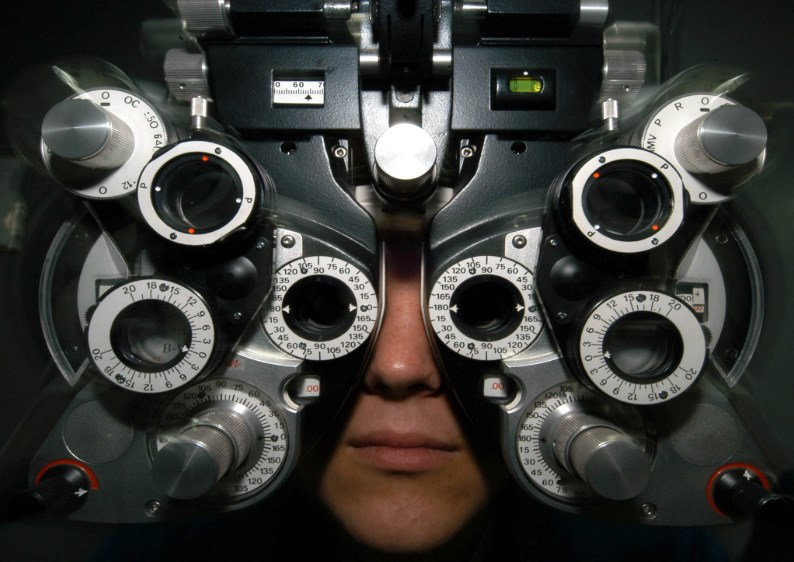 Гіпертропія - Мікрохірургія ока