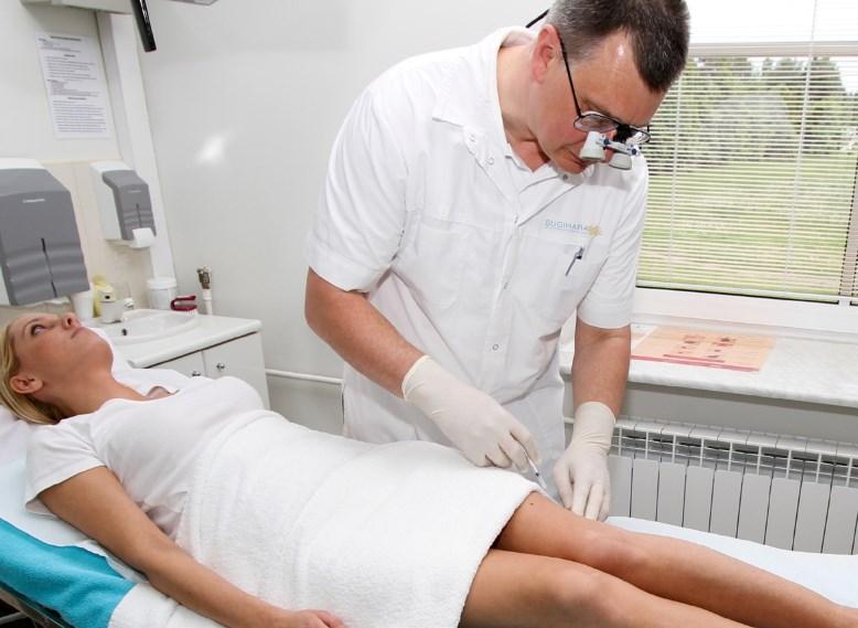 Кращі методи лікування варикозного розширення вен на ногах