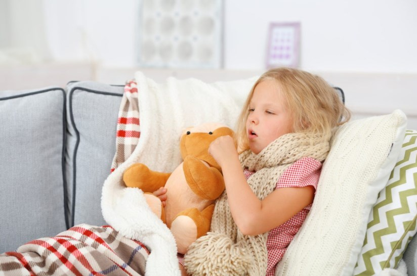 Пневмонія у дітей: види, симптоми і методи лікування