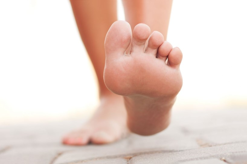 Вивих ноги