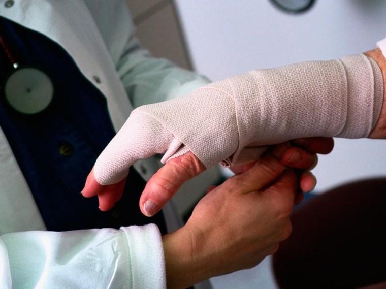 Вивих — профілактика і лікування